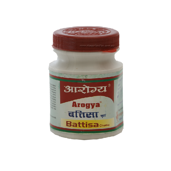 4 Corner Battisha churna 50gm