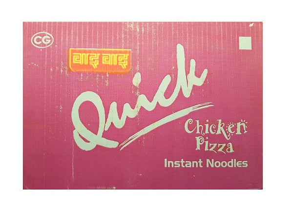 Chicken Pizza Quick Noodle 1 Box