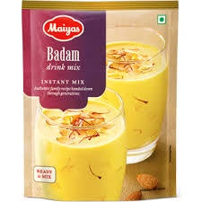 Maiyas Badam Drink Mix 200Gm