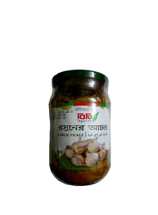 BD Garlic Pickle 400gm