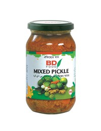BD Mixed Pickle 400gm