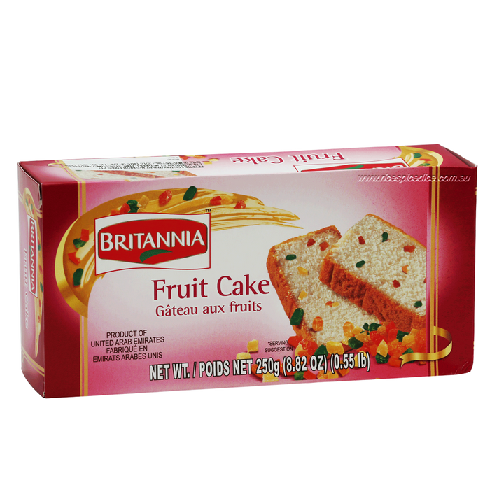 Britannia Fruit Cake 250gm