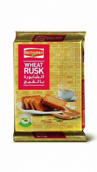Britannia Wheat Rusks305g (semolina Toast)