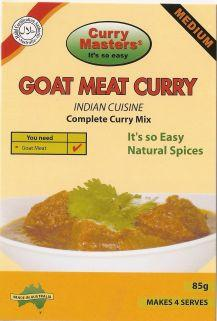 Curry Masters Goat Meat Curry 85gm