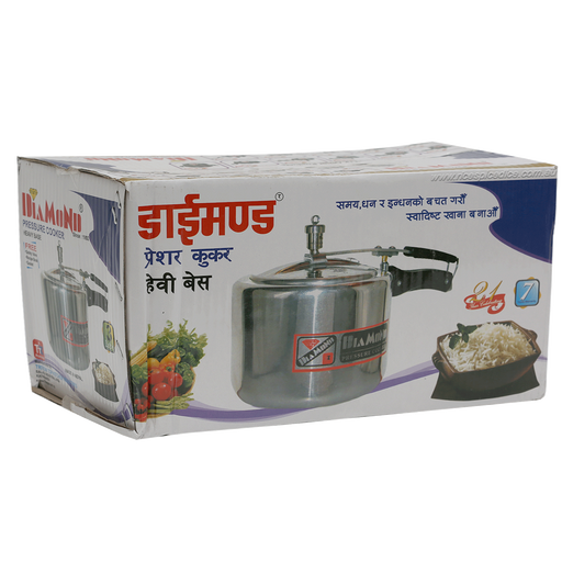 Diamond Pressure Cooker 5ltr