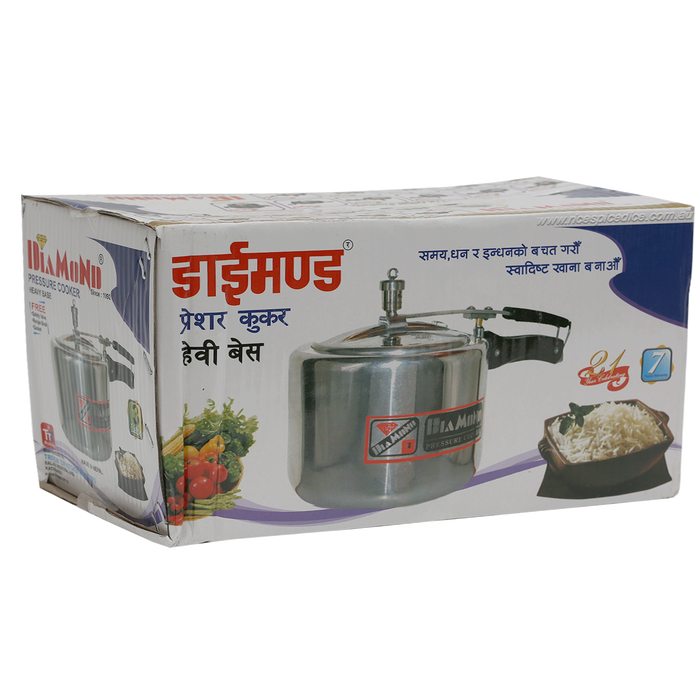 Diamond Pressure Cooker 3 ltr