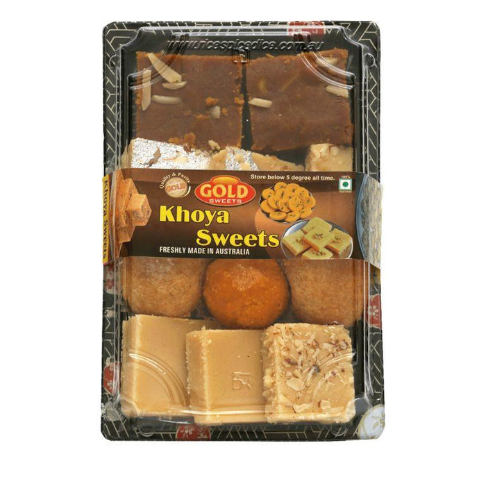 Gold Sweets Mix Sweets 250gm