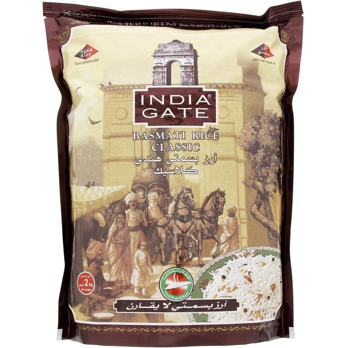 .India Gate Classic Rice 5kg