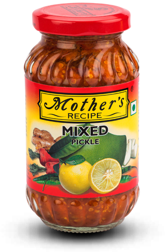 Mothers Mixed Pickle 1kg