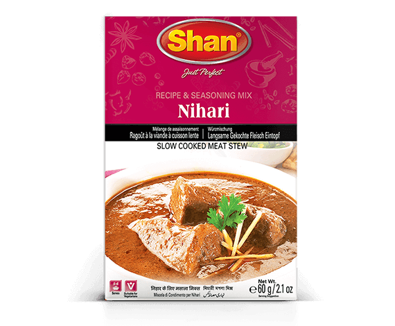 Shan Nihari Curry 60gm
