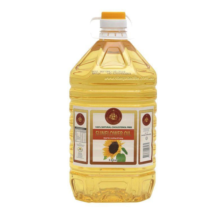 Goldenship Pure Sunflower Oil 5ltr