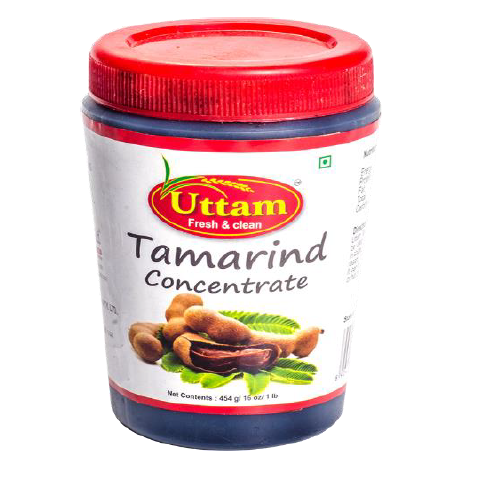 Uttam Tamarind Concentrate 454gm