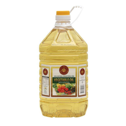 Goldenship Vegetable Oil 5ltr