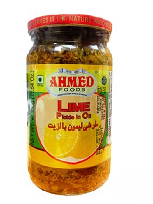 Ahmed Lime Pickle 330gm