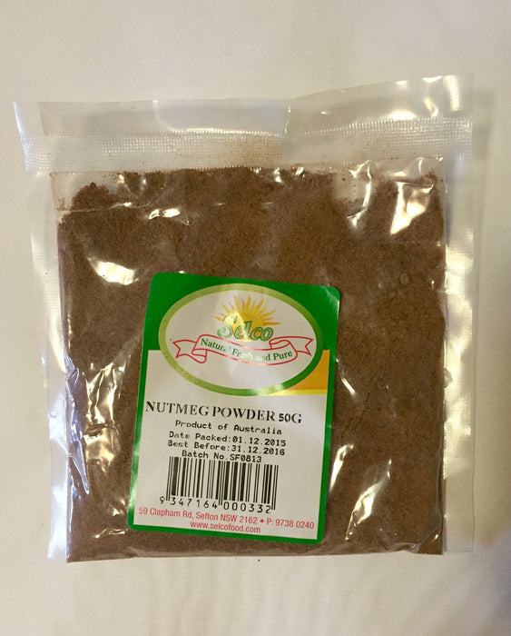 Selco Nutmeg Powder 50gm