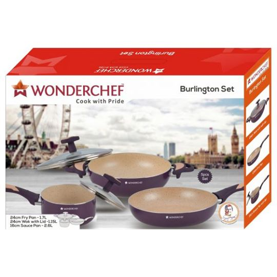 Wonderchef Burlington Set