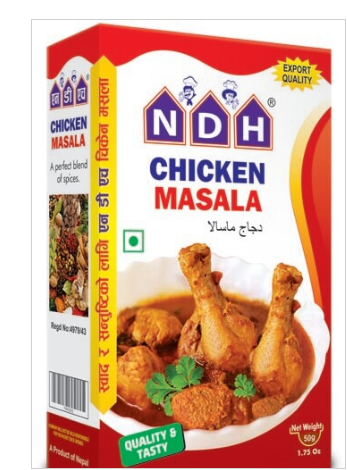 NDH Chicken Masala 50gm