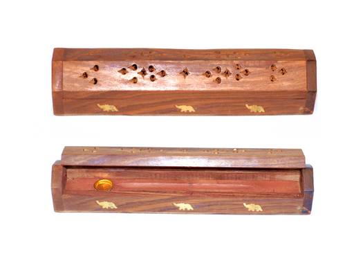 Wooden Dhoop Box