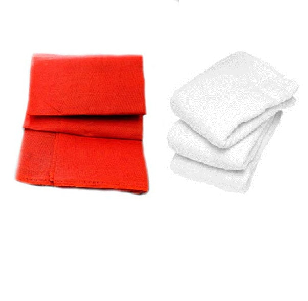 Kokha(red and white cloth)