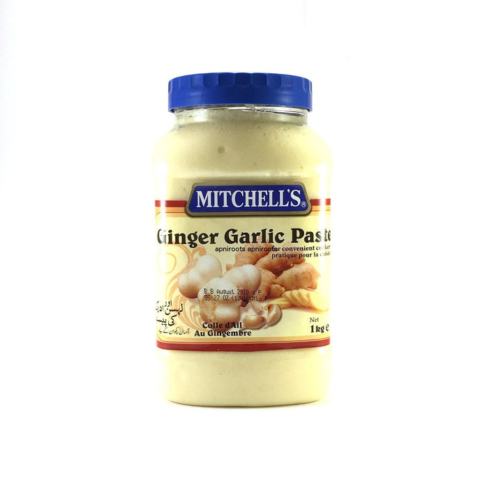 Mitchell's Ginger Garlic Paste 800gm