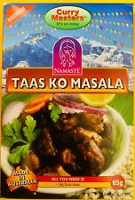 Curry Masters Tass Ko Masala 85gm