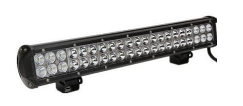 "LED Light Bar - 20"" 120W Single Row"