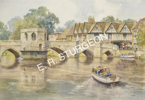 Great Ouse, St Ives, Cambridgeshire