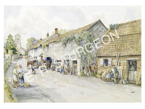 Old Forge, Curry Rivel,Somerset