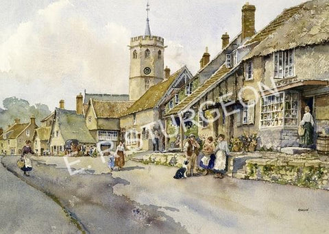Old South Petherton - Somerset