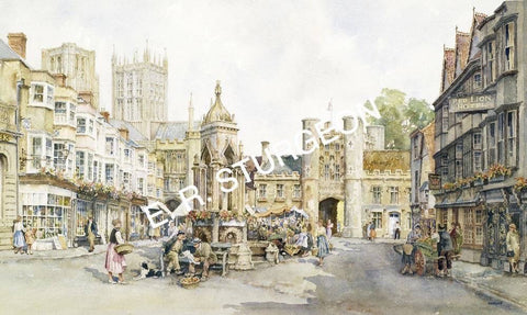 City of Wells, Somerset