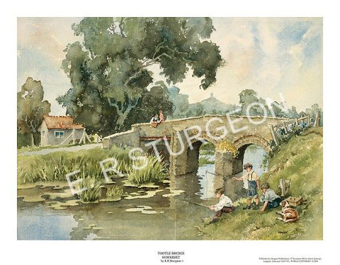 Tootle Bridge, Near Baltonsborough, Somerset