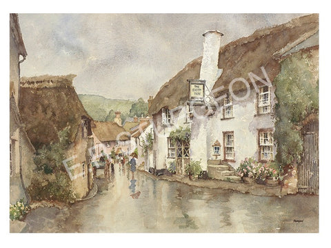 Ship Inn, Porlock, Somerset