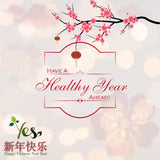 Have a Healthy Chinese New Year to all our Friends!