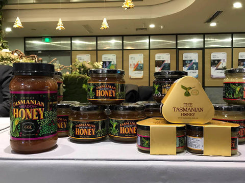 Tasmanian Honey in Shanghai event, organised by Tourism Tasmania China.