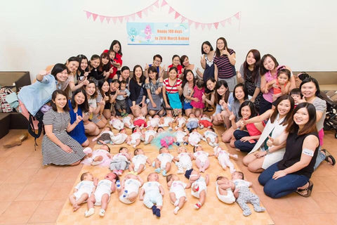 March 2016 Babies Singapore