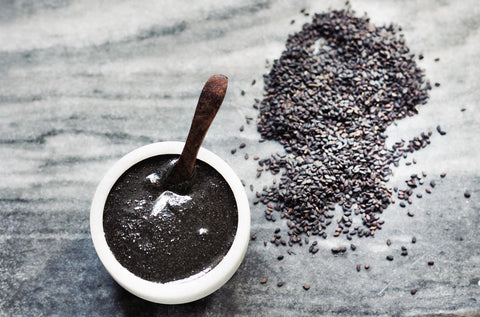Black Tahini Sesame Seeds