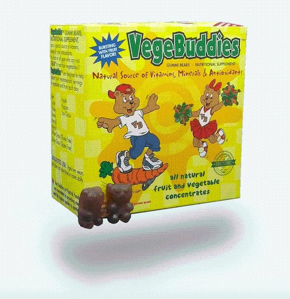 Vegebuddies - 90s Pack - Young Earth Sanctuary Resources