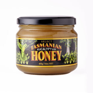 Young Earth Sanctuary Resources Pte Ltd Tasmanian Honey THC Eucalyptus Honey 400g