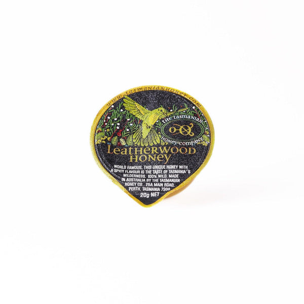 THC Leatherwood Honey 20g - Young Earth Sanctuary Resources