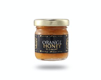 THC Orange Honey 50g - Young Earth Sanctuary Resources