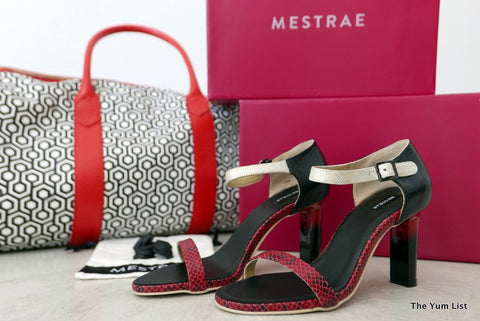 Mestrae Interchangeable Heels