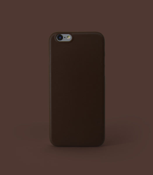 Dodo Air iPhone 6/6S Case - Chocolate Brown