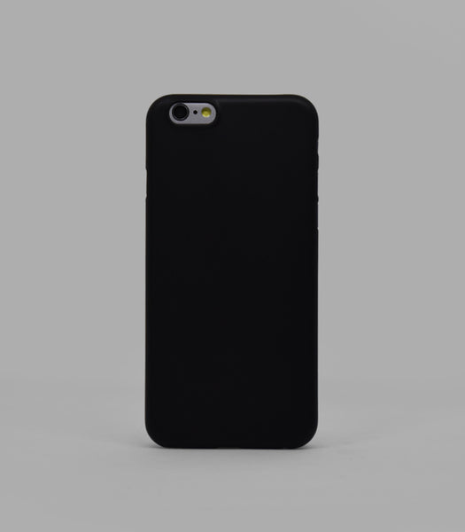 Dodo Air iPhone 6/6S Case - Classic Black (Solid)
