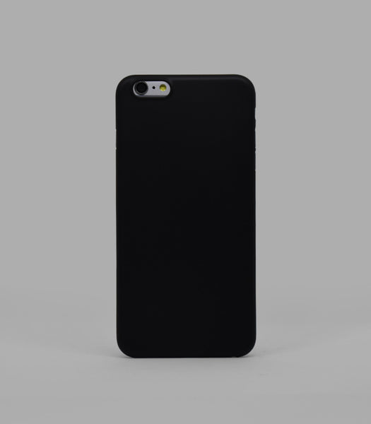 Dodo Air iPhone 6/6S Plus Case - Classic Black (Solid)