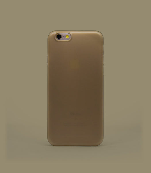 Dodo Air iPhone 6/6S Case - Gold