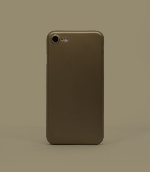 Dodo Air iPhone 7 Case - Gold