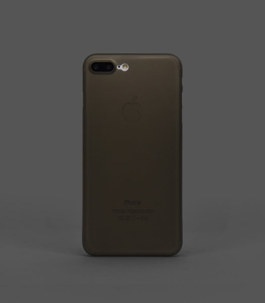 Dodo Air iPhone 7 Plus Case - Grey (Translucent Black)