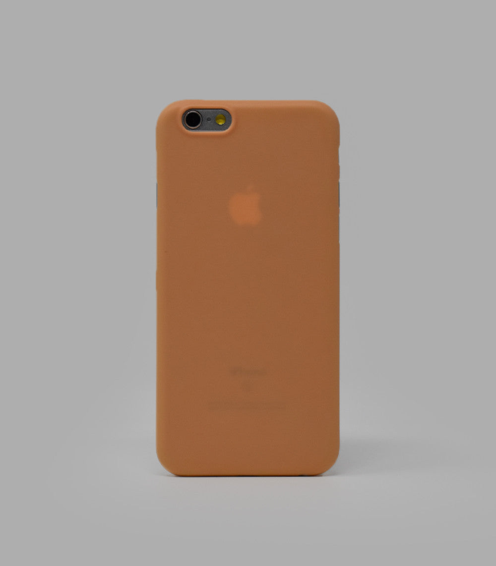 Dodo Air iPhone 6/6S Case - Peach Fuzz