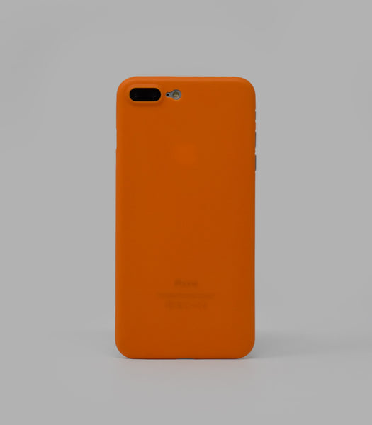 Dodo Air iPhone 7 Plus Case -  Flame Orange