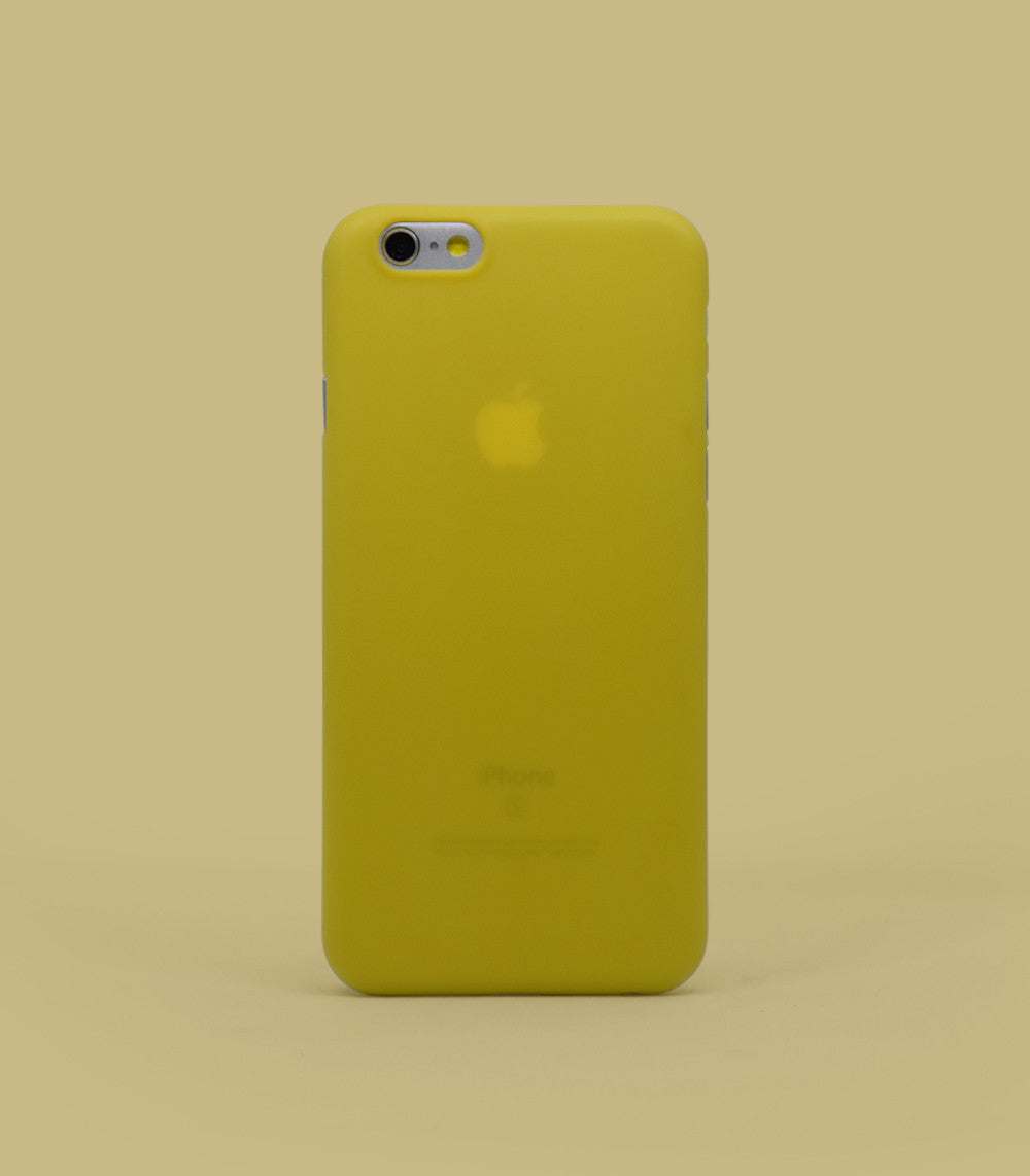 Dodo Air iPhone 6/6S Case - Mimosa